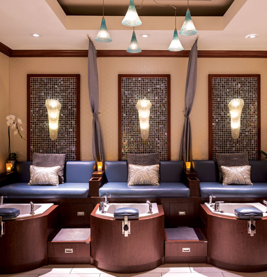 Spa del Rey, The Ritz Carlton