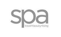 Spa Travel + Beauty + Living