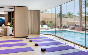 The Red Rock Spa, by Well & Being