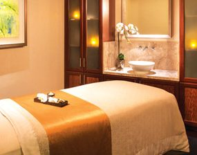 The Hotel Spa: Spa del Rey at the Ritz Carlton Marina del Rey